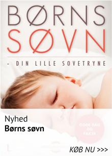 REKLAME - Børns søvn